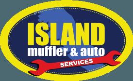 Island Muffler Logo
